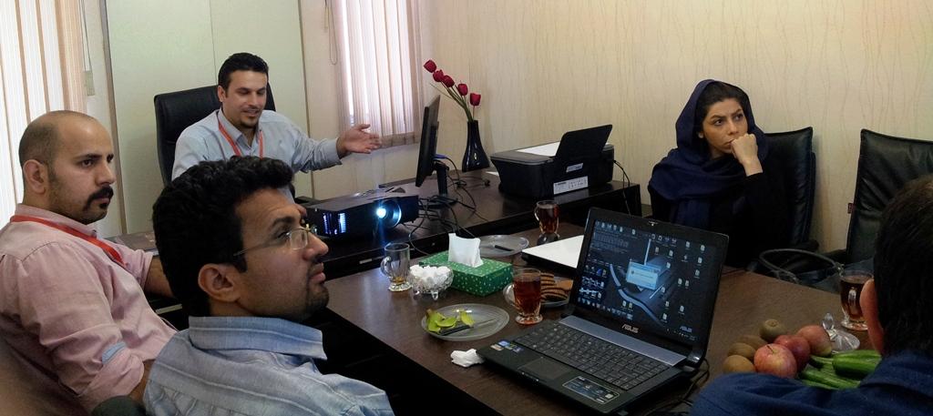 تصویر و عکس کمپ لینک و اکسچنج در موسسه آموزش پال نت موسسه آموزش های تخصصی گروه پال نت سیتریکس زن اپ در ایران palnet.ir microsoft lync 2013 exchange